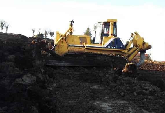 plant-hire-dozer-clady-quarries